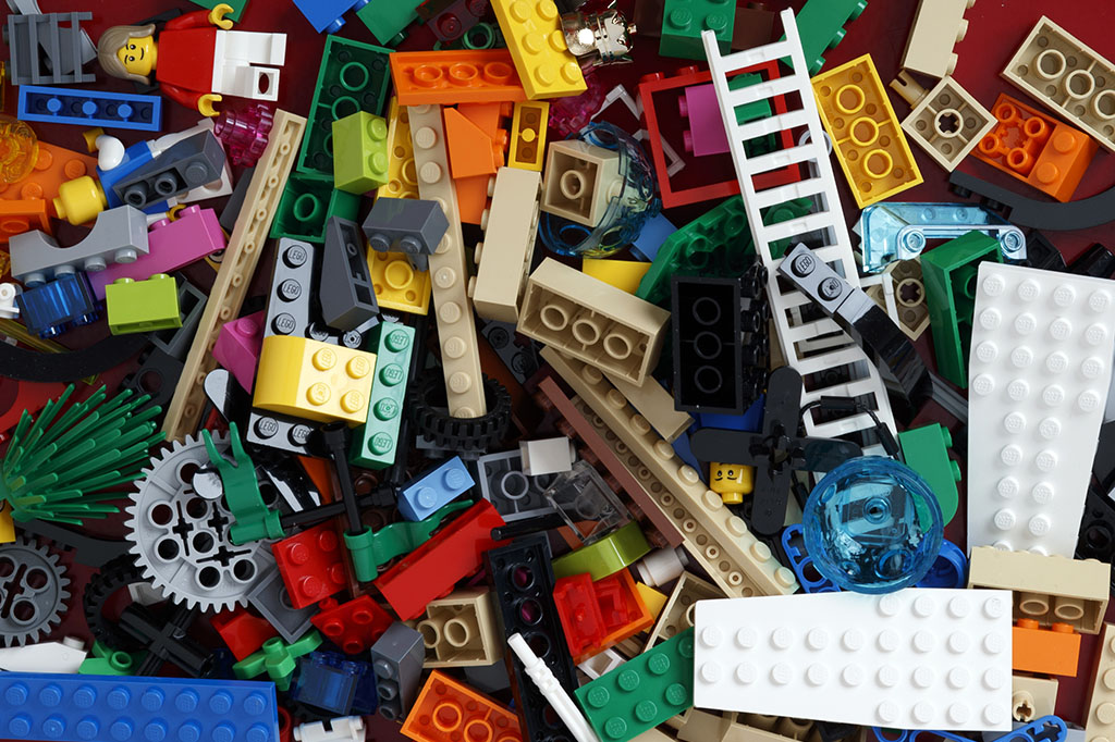 FÖRDERUNG DER KREATIVITÄT MITTES DER LEGO® SERIOUS PLAY®-METHODE